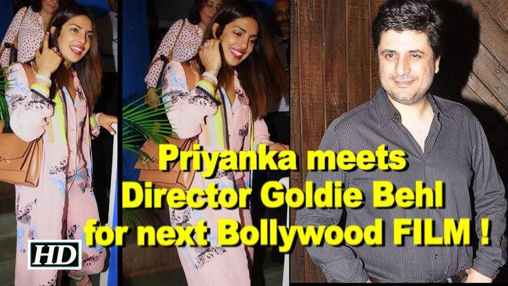 Priyanka meets Director Goldie Behl for next Bollywood FILM ! , http://bostondesiconnection.com/video/priyanka_meets_director_goldie_behl_for_next_bollywood_film_/,  #AbhishekBachchan #abhishekPriyanka #AishwaryaRaiBachchan #BajiraoMastani #DeepikabeatsPriyanka #GaneshChaturthiambanibash #goldiebehl #LalBaugChaRaja #MadhuriDixit #Padmavati #PriyankaChopra #quanticoTVshow #sanjayleelabhansalifilm