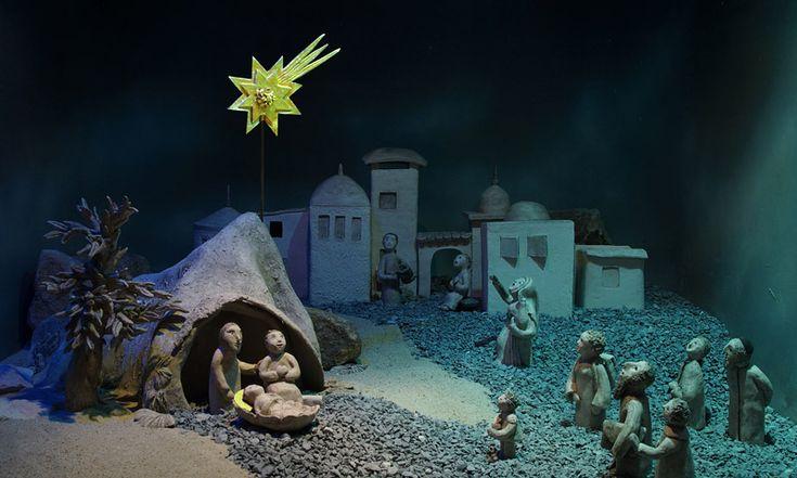 STERN ÜBER BETHLEHEM: Stern über Bethlehem ist der Titel der 76sten Telgter Krippenausstellung. Link: http://www.bold-magazine.eu/stern-ueber-bethlehem/  #Christuskind #Jesus #Krippenausstellung #MuseumFuerReligioeseKultur #MuseumTelgte #Religio #SternUeberBethlehem #Weihnachten2016