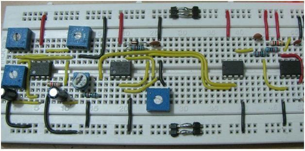 Breadboard Circuit Design:  Electronic Circuits in 2019 rh:pinterest.com,Design
