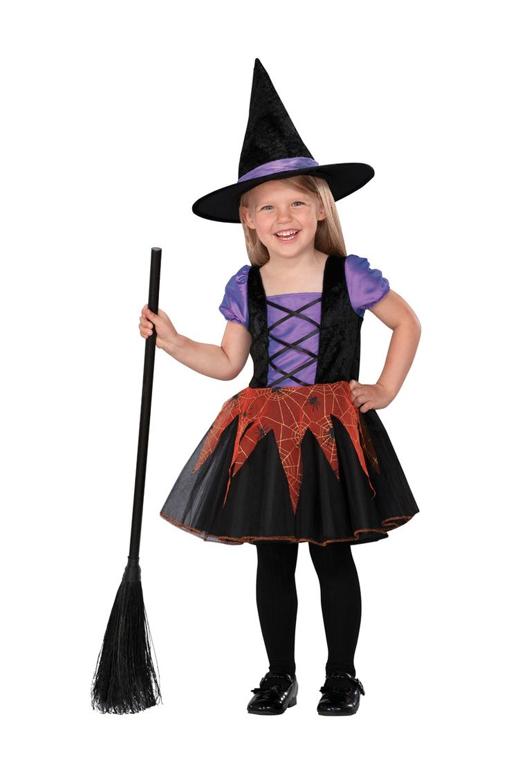 Halloween Costumes Sweet little Witch Costumes