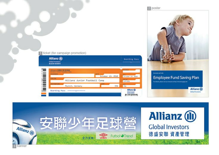 2D > Graphic > Allianz Job Nature: Graphic Design