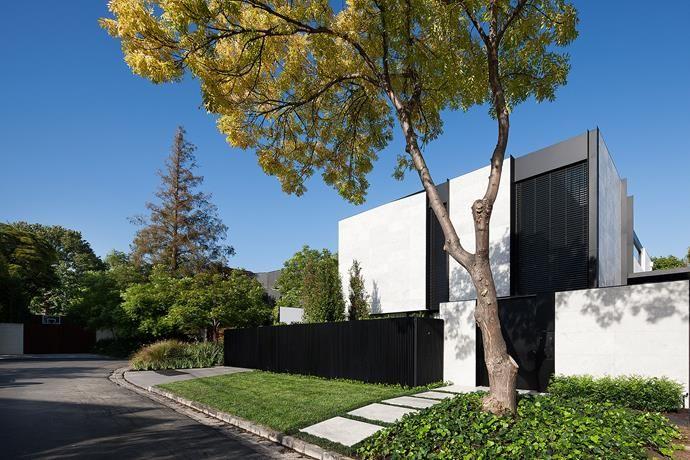 Best Landscape Design (New Build): Kent Court by Concept Build. Design by Nixon Tulloch Fortey. Landscape design by Jack Merlo Design. Photograph by Shannon McGrath.