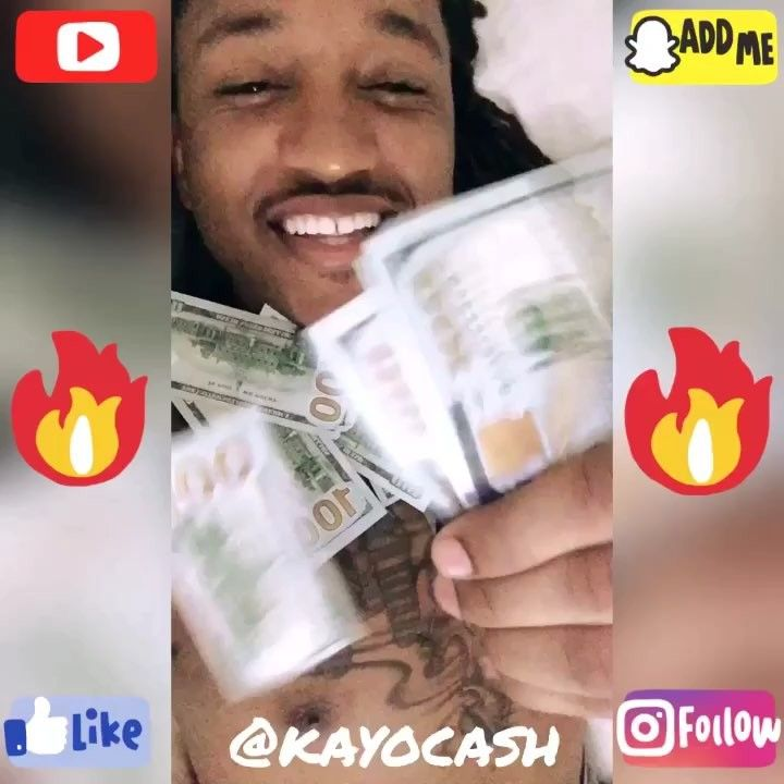 Repost from @kayocash | Im doing my THANG yall!  I got a new song out called Bounce Out With That a remix of @ybnnahmir s song.. Check it out on my SoundCloud! http://soundcloud.com/KayoCash/bounce-out-with-that  (ignore tags) #ybn #ybnnahmir #bounceoutchallenge #bounceoutwiththat #bounceoutwiththat44 #california #cali #compton #bompton #hyphy #bayarea #sacramento #chicago #chiraq #nojumper #xxl #thesource #elevatormag #fakeshoredrive #kollegekidd #thetruthtellers #gibaudtx #rapcatchup…