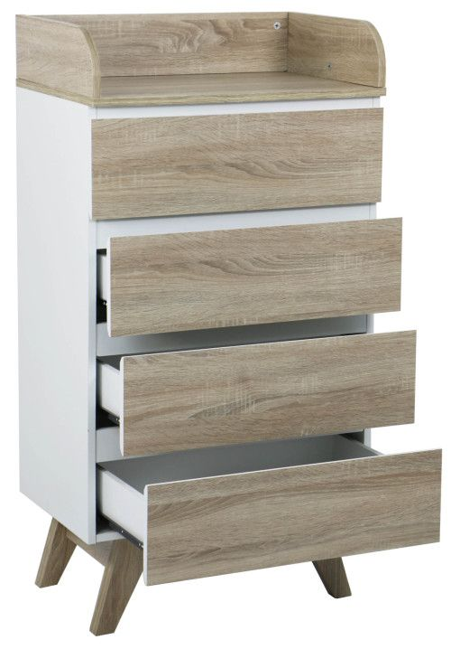 Finn Chest of Drawers - Chest of Drawers - Storage Units - Bedroom Furniture & Sets | Furniture & Appliances | FortyTwo