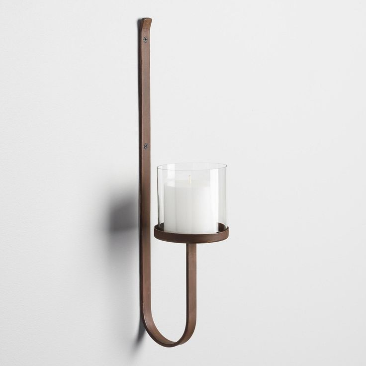 Wall Sconces Battery Operated Candles : 17 Best ideas about Candle Wall Sconces on Pinterest Pottery barn entryway, Eclectic console ...