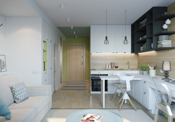 4 Inspiring Home Designs Under 300 Square Feet (With Floor Plans)