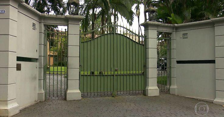 Ladrões invadem casa de cunhado do governador Geraldo Alckmin