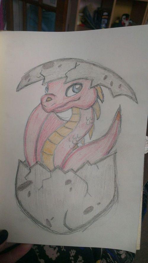 Dragon egg (: