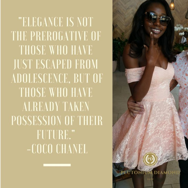 """""""Elegance is not the prerogative of those who have just escaped from adolescence, but of those who have already taken possession of their future.""""#C..."""