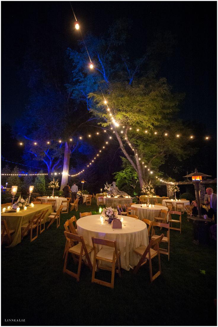Best 25+ Outdoor Night Wedding Ideas On Pinterest