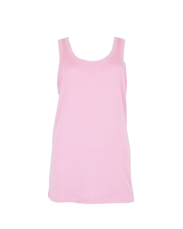 Candy Floss Modal Knitted Vest