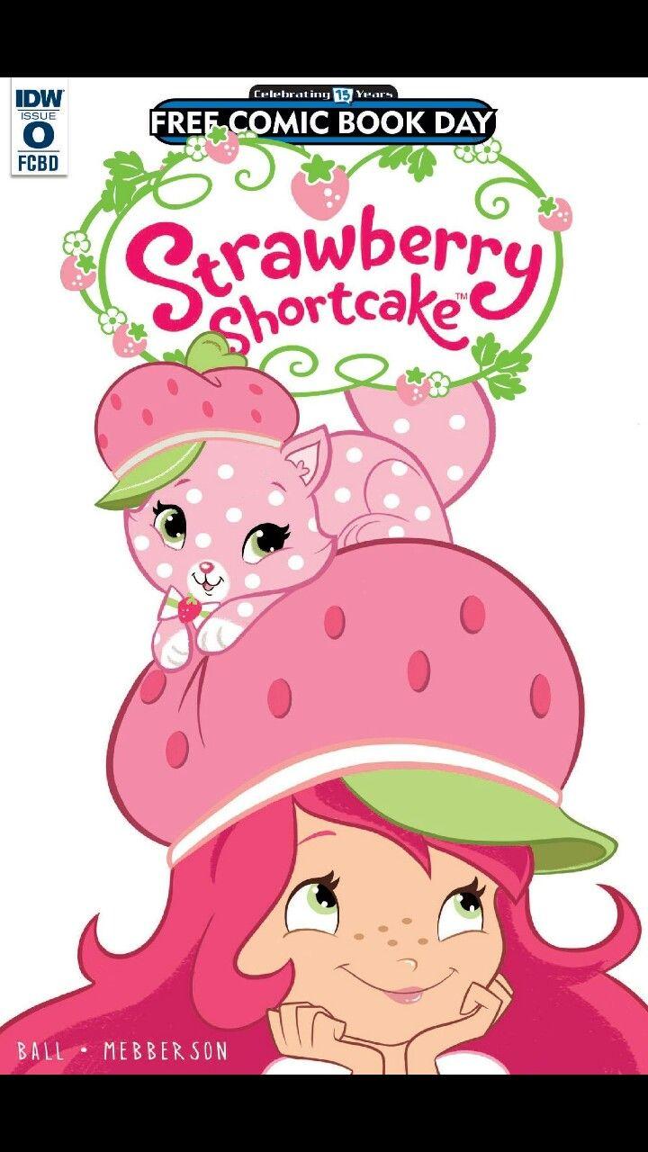 Mejores 23 imágenes de Strawberry Shortcake (A Berry Big Anniversary ...