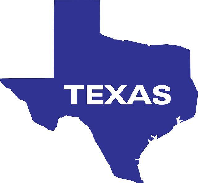 Kostenloses Bild auf Pixabay - Karte, Schattiert, Texas