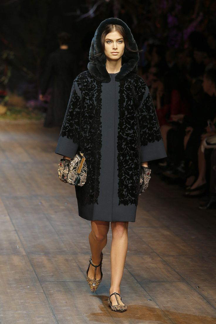 Dolce Gabbana Women Fashion Show Gallery Fall Winter 2014 2015 Collection Fashion