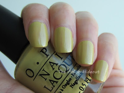 OPI Don't Talk Bach To Me - Germany Collection