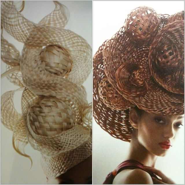 Basket weave hair styles- I had my hair done like this in a hair show once!