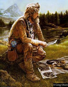 mountain man rendezvous 1800s - Google Search