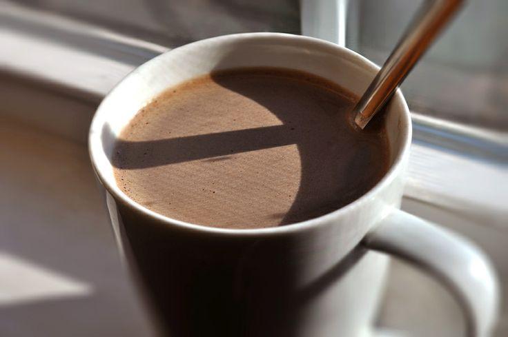Lazy Hot Chocolate | Recipes | CAFEsmug - a whole heap of LCHF recipes
