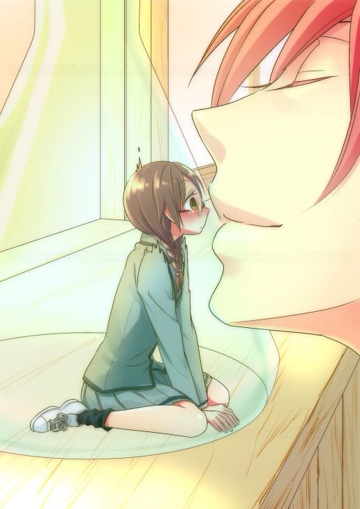Assassination Classroom (暗殺教室) - Karma Akabane x Manami Okuda (KarMana) (カル愛)