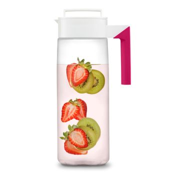 Fruit Infusion Jug / TakeyaKitchens, Fruitinfus, Pitcher, Infused Jugs, Infused Water, Drinks, Products, Takeya Fruit, Fruit Infused