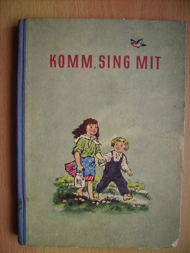 DDR-Schulbuch: Komm, sing mit ; MUSIK 1.- 4. Klasse (Grundschule), 1956 | eBay