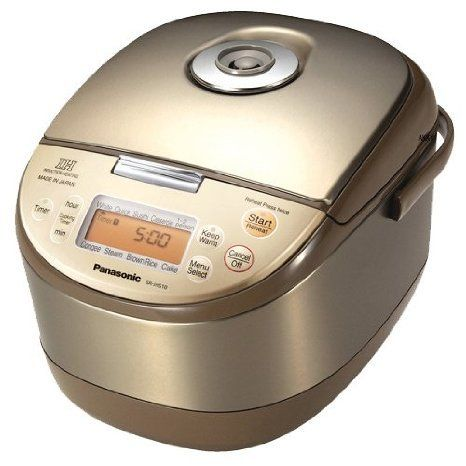 Panasonic Outside of Japan for Microcomputer IH rice cooker 55CUP SRJHS10N220V *** Check out this great product.