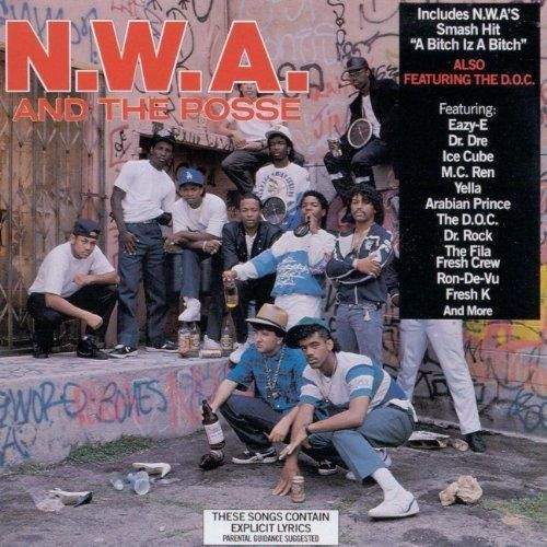 Various artists - N.W.A. And The Posse (Explicit) [Explicit]