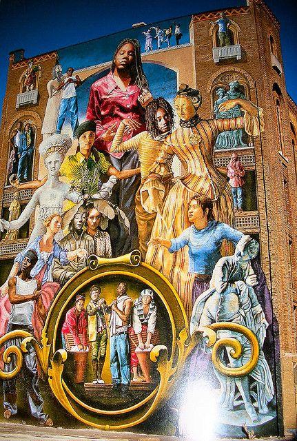Philadelphia Mural Art