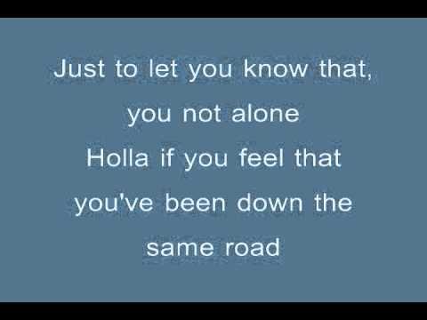 I'm not afraid - Eminem - lyrics