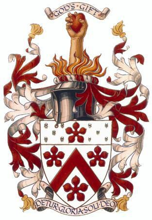 Coat of Arms - Dulwich College