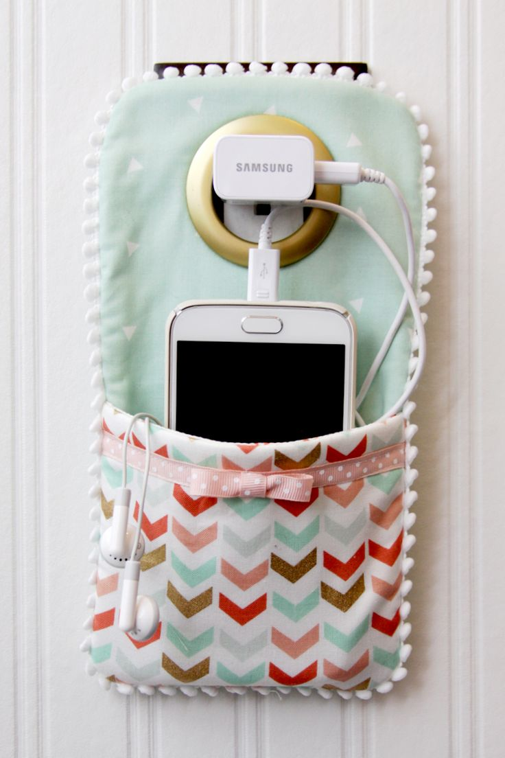 Cell Phone Wall Pocket                                                                                                                                                                                 More