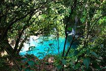 Turismo de aventura en la Huasteca Potosina: Puente de Dios