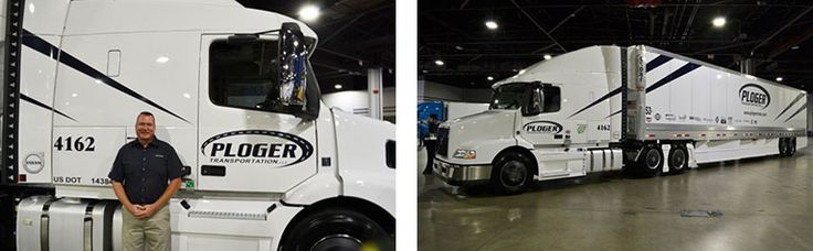 Volvo Trucks congratulates Joel Morrow of Ploger Transportation on his exceptional fuel efficiency performance during the Run on Less freight efficiency roadshow. Morrow achieved more than 140 ton miles per gallon – defined as payload moved – over the course of more than 6,300 miles driven, loaded at an average gross weight of nearly 62,000 …
