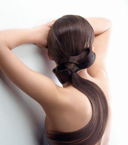 Piękny Kok W Kształcie Kokardy Hair Pinterest Haircut Style And Haircuts