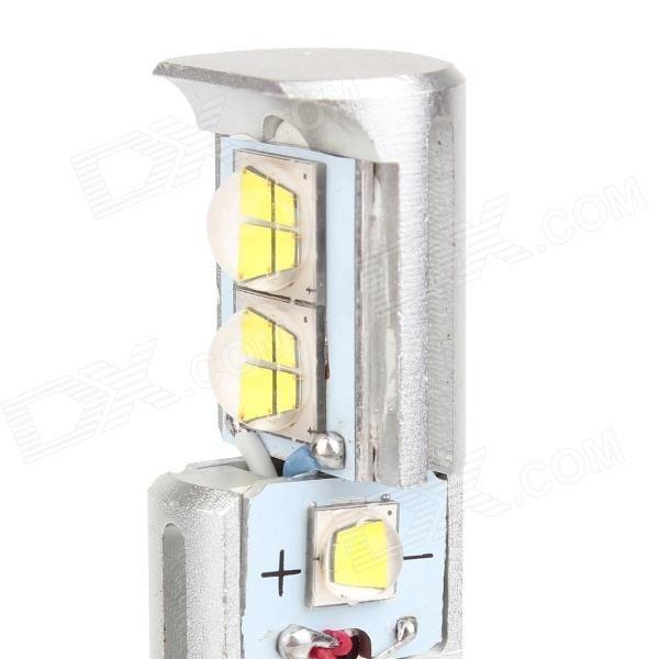 MZ H4 50W 4000LM 6000K LED Расстояние / Ближний Белый свет фары автомобиля фары