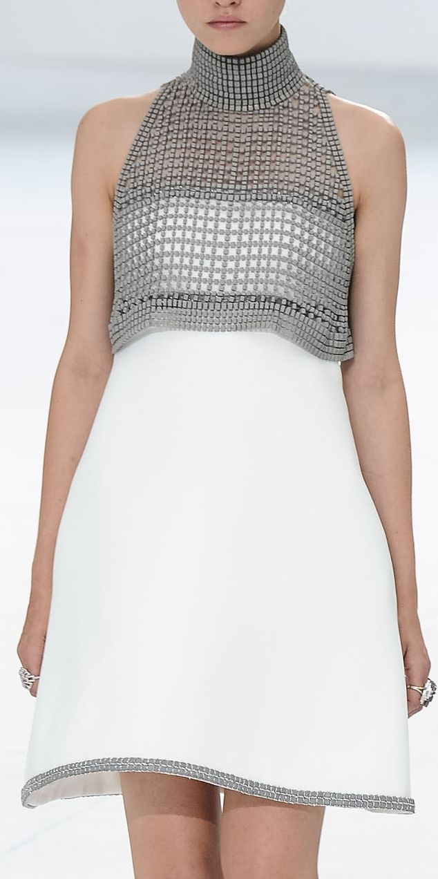 The beaded top would be great to put on top of many sundresses