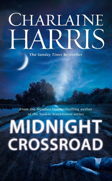 Review: Midnight Crossroad, Charlaine Harris - XOXOMAKE | A psychic moves to a Ghost Town where everyone has their secrets and mysteries. A crime brings the city together and adventure ensues. | CLICK for review!