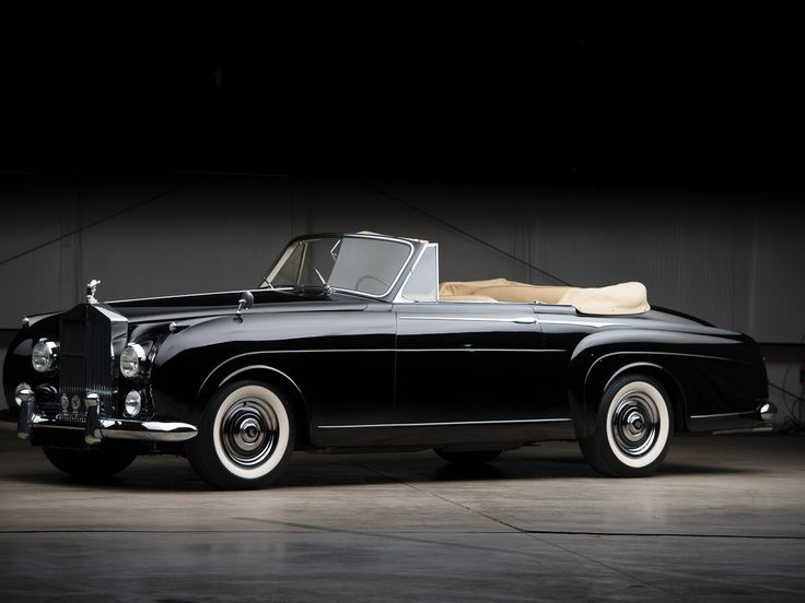 1957 Rolls-Royce Silver Cloud I Drophead Coupe by H.J. Mulliner  Chassis No.LSDD146  Engine No.SD73  Body No.6042
