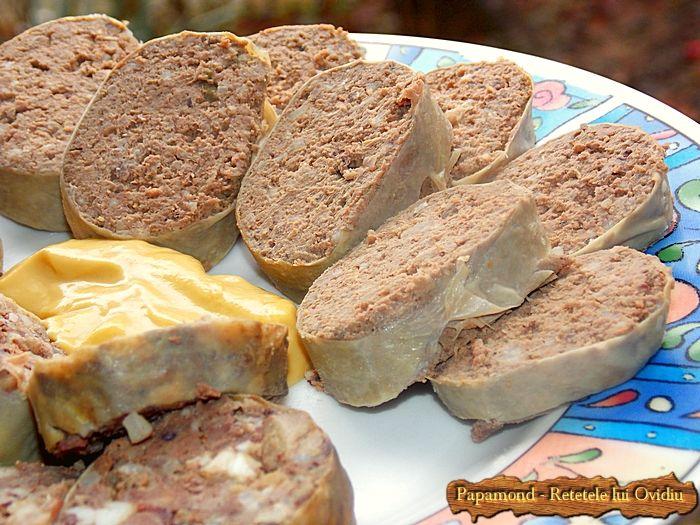 Lebar. Carnat de ficat - leberwurst - www.papamond. ro (10)