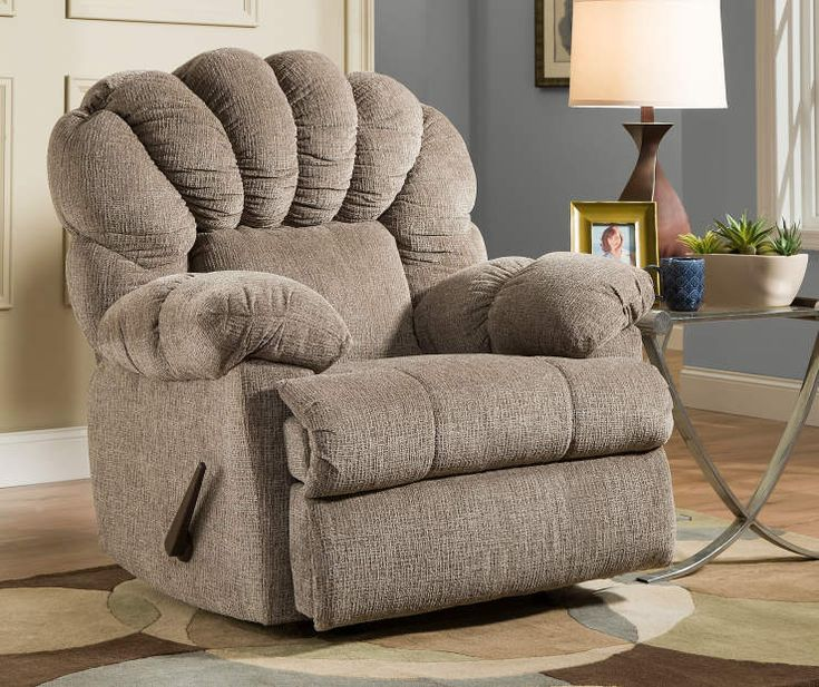 Stratolounger Newcastle Tan Recliner Big Lots in 2020