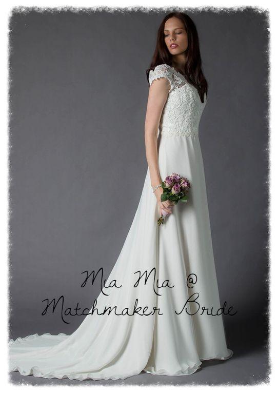 Monica by Mia Mia @ Matchmaker Bride