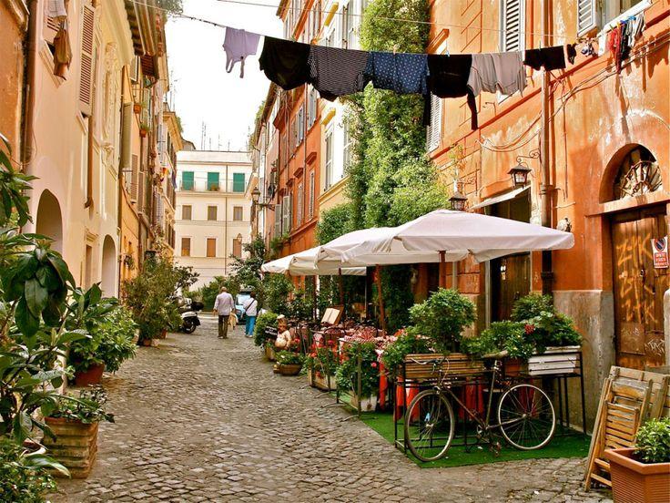 Best restaurants near Trastevere - Piazza Trilussa