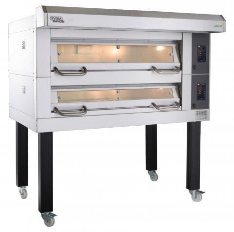 D-Series Deck Oven Deck oven D-Series for all bakeries Sveba Dahlen - Add some…
