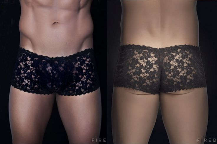 Manties Mens Lace Underwear: This Writer Is At A loss For Words ...