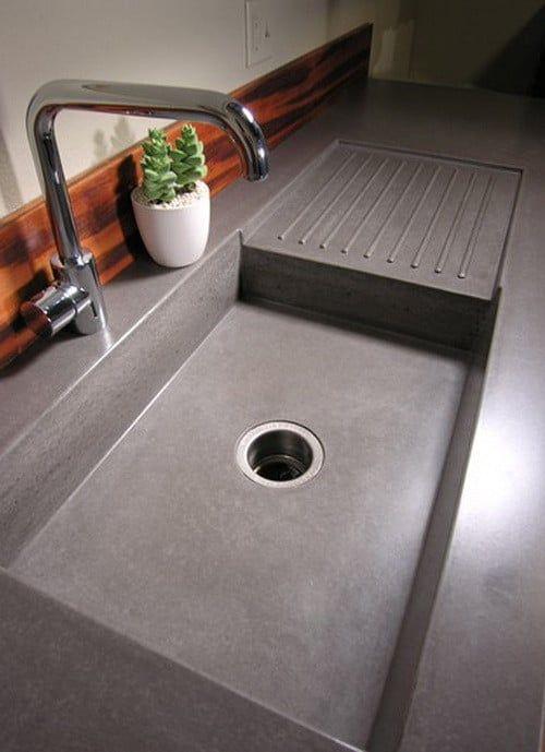 Best 20 Concrete Countertops Ideas On Pinterest Cement