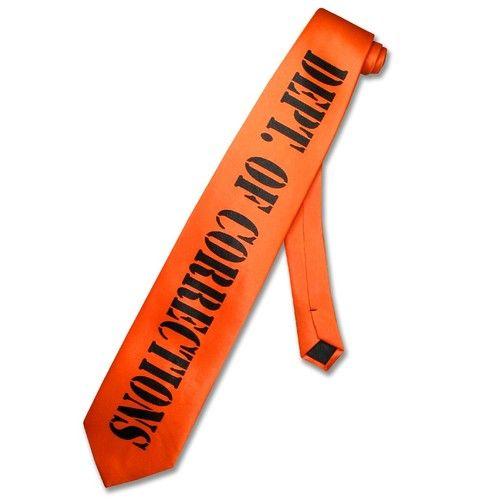 Department of Corrections NeckTie Men's Neck Tie NEW