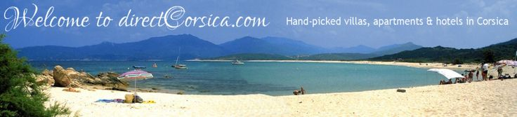 directCorsica - cheap holidays to Corsica, villas for rent, apartments to rent