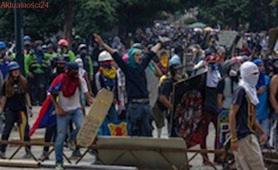 Wenezuela: Apel o 48-godzinny strajk obywatelski