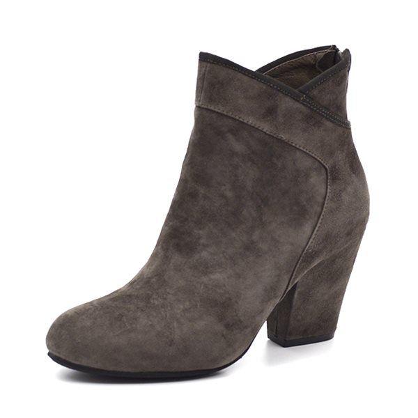 Sofie Schnoor støvlet ruskind grå