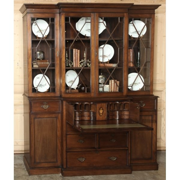 Antique Home Office Furniture   Antique Bookcases   Antique English  Bookcase   Secretary   www. 200 best Antique Home Office Furniture   Library images on